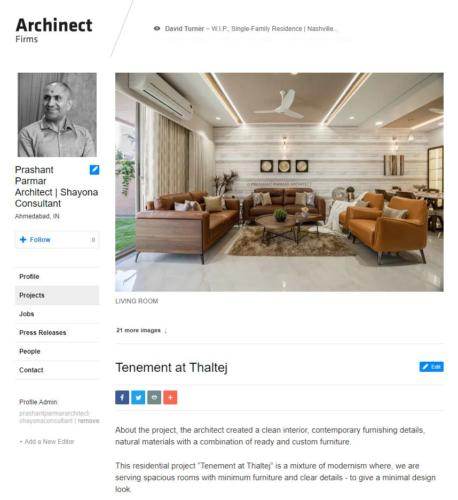 12. ARCHINECT